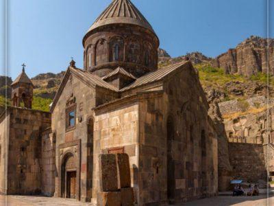 ارمنستان – کلیسای گغارد