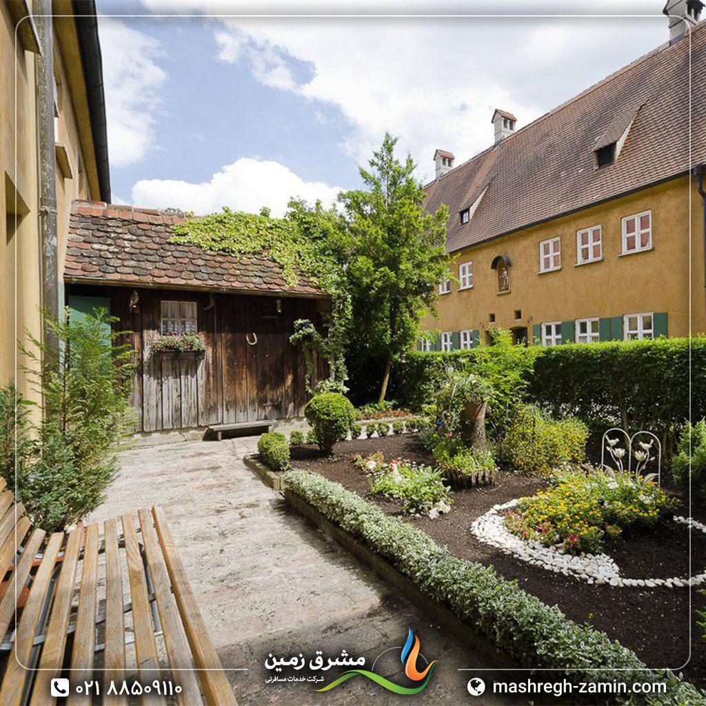 فوگری، روستایی خاص در آلمان