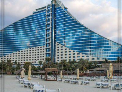 امارات، دبی – هتل ۵ ستاره جمیرا بیچ دبی